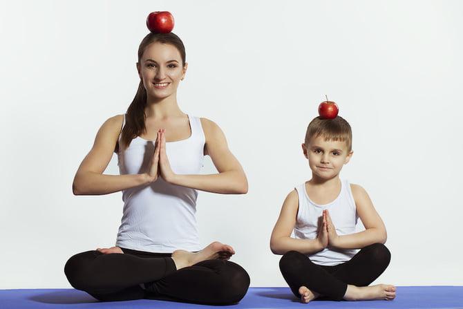 Vivilibero mamma yoga con me